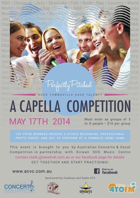 A Capella Competition 2014
