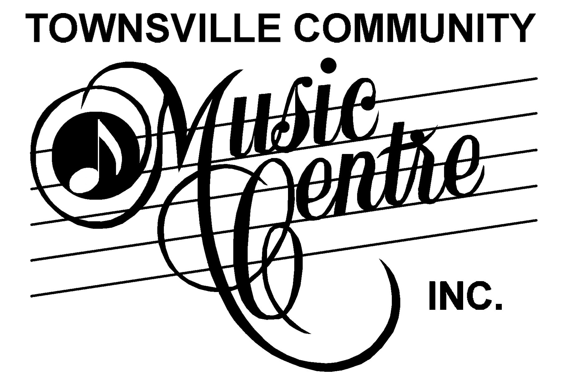 Townsville Music Centre logo