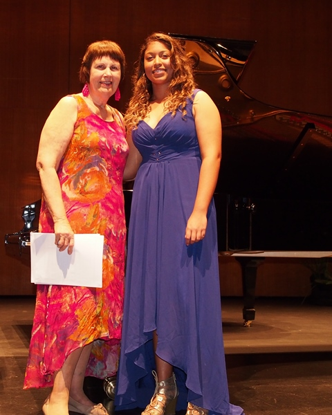 Krishna Patel, Townsville | Accompanist Maryleigh Hand Arties Music Encouragement Award