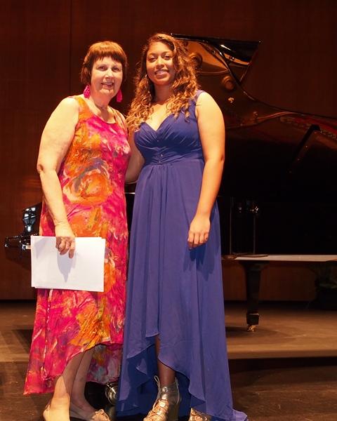 Krishna Patel, Townsville | Accompanist Maryleigh Hand Arties Music Encouragement Award