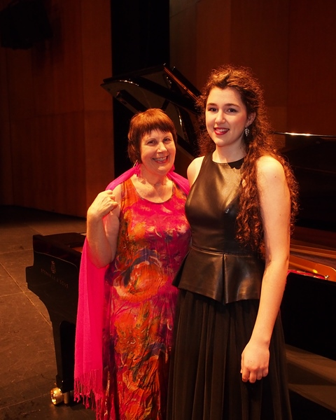 3rd - Bianca Bacchiella, Townsville |Accompanist: Maryleigh Hand