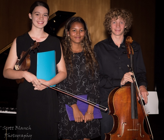 3rd - Palm Trio