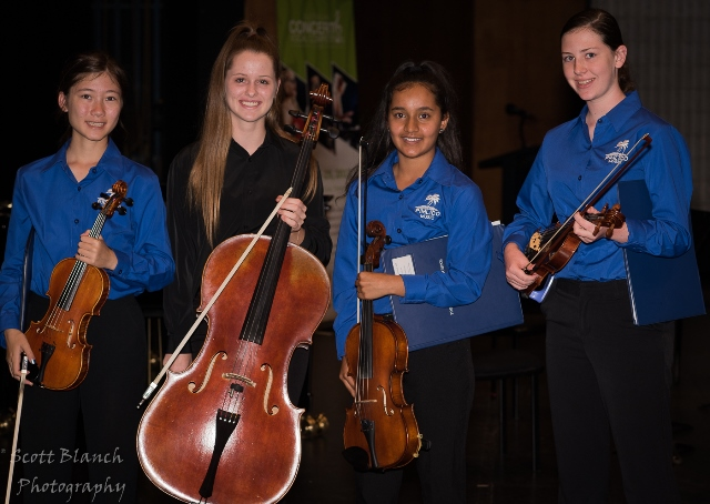 Highly Commended - Curacao String Quartet