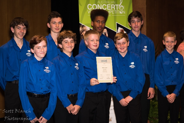 Highly Commended - BlueBrass