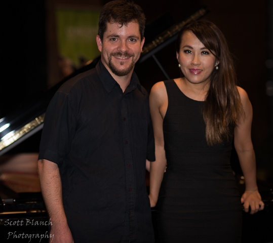 1st - Chiacheng Sen, Irvine CA USA with accompanist Rhodri Clarke