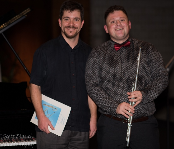 2nd - Wil Rigby, Melbourne with accompanist Rhodri Clarke