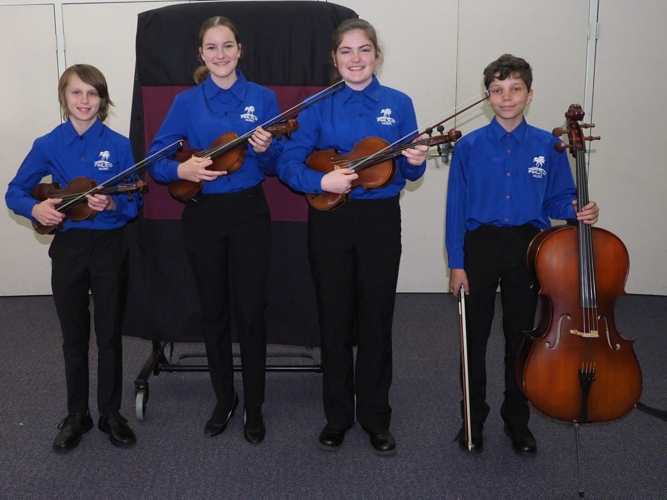 Fantome Quartet - Highly Commended