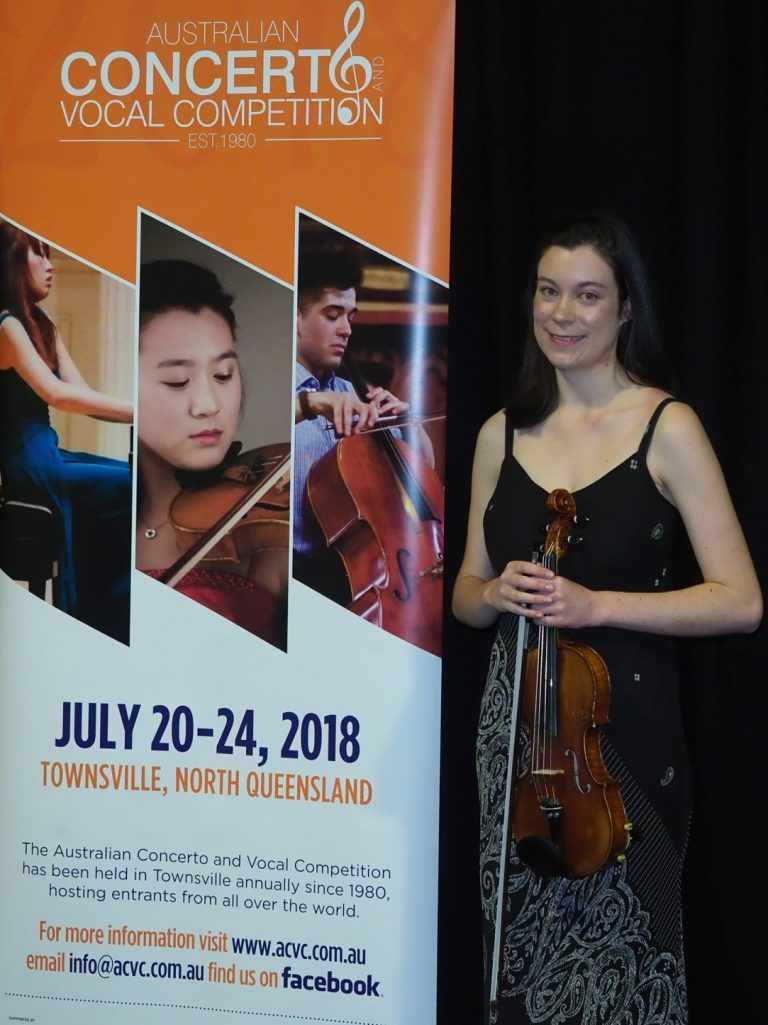 2018 Competition – Australian Concerto & Vocal Competition
