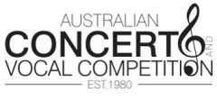 Australian Concerto & Vocal Competition
