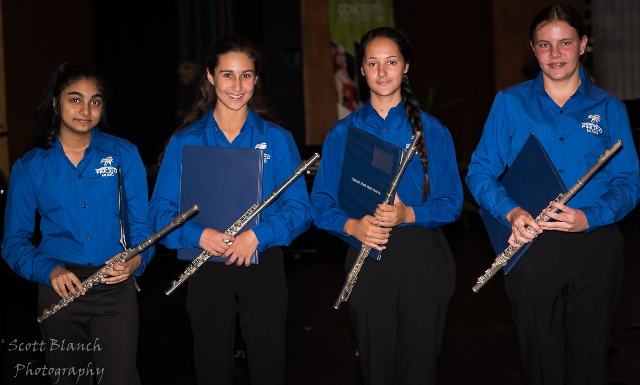 Highly Commended - Pimlico Flute Quartet