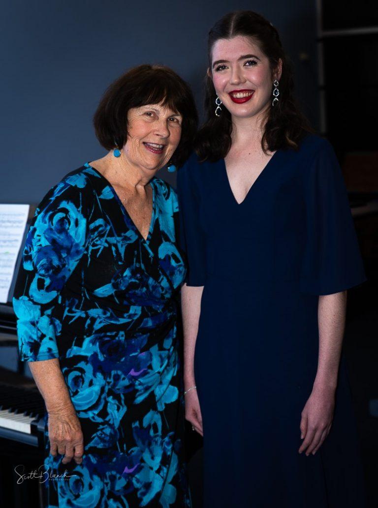 Charlotte Wright, Cairns - Arties Music Encouragement Award
