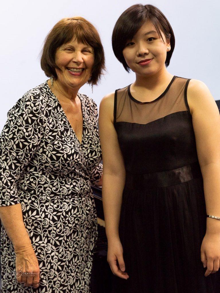 Frances Tsang, Hong Kong
