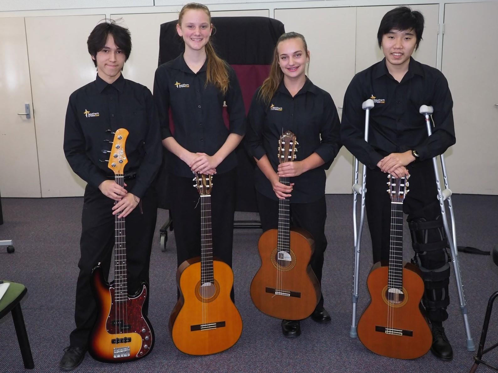 Southern Cross Guitar Quartet